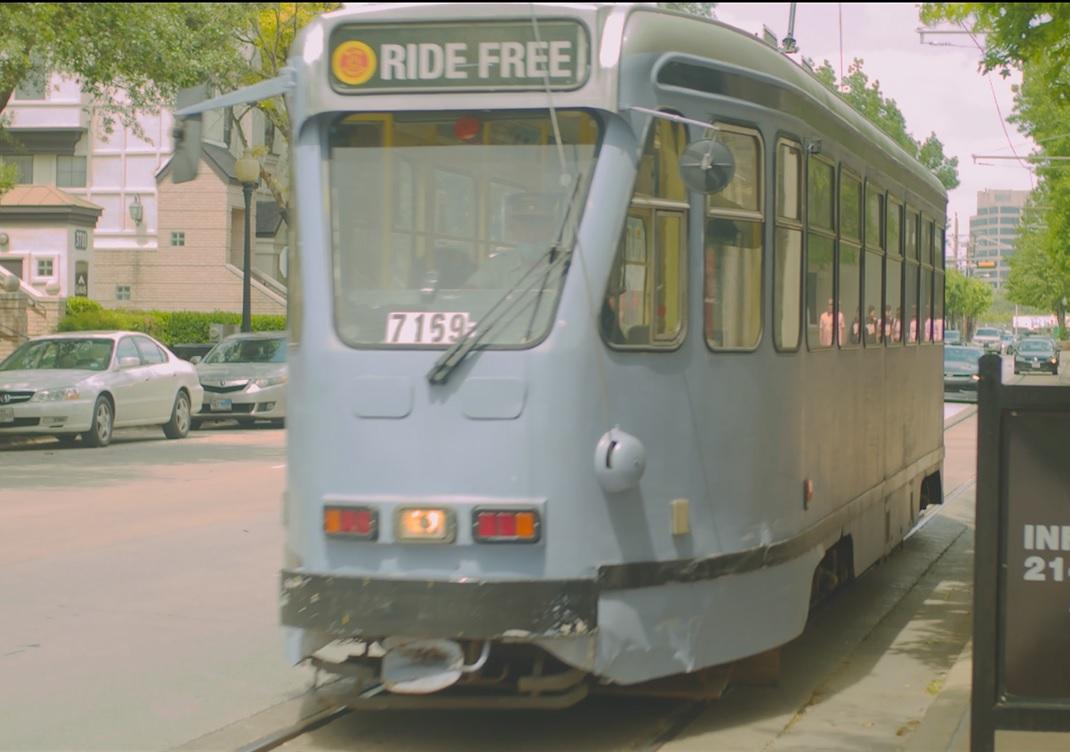 Dallas Uptown Trolley